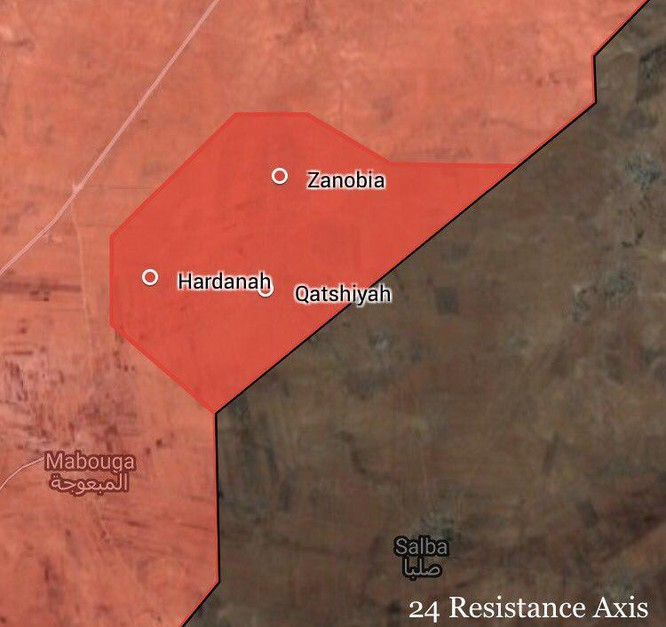 Quân đội Syria đập tan IS, chiếm 3 chốt phiến quân ở Hama ảnh 1