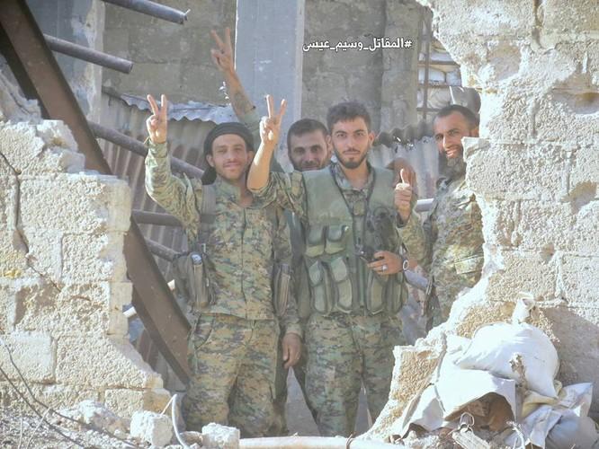 Quân đội Syria tràn vào tấn công hủy diệt phiến quân đông Damascus ảnh 1