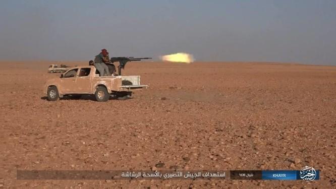 Quân đội Syria hứng những bài học đẫm máu ảnh 1