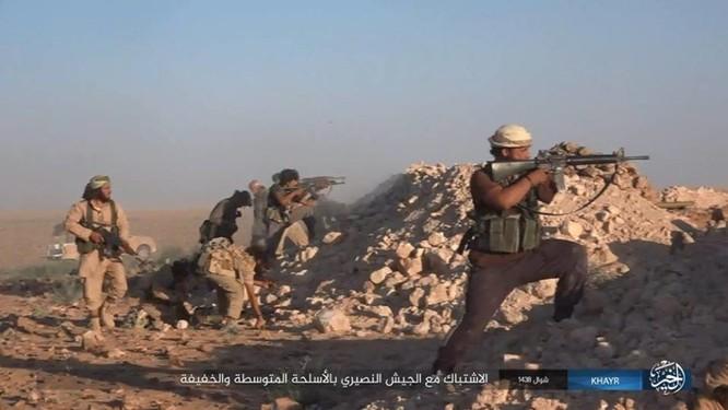 Quân đội Syria hứng những bài học đẫm máu ảnh 3