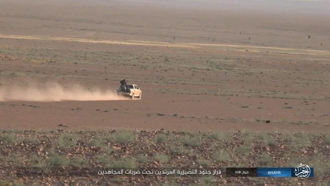 Quân đội Syria hứng những bài học đẫm máu ảnh 8