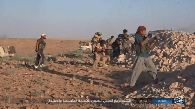 Quân đội Syria hứng những bài học đẫm máu ảnh 10