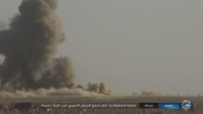 Quân đội Syria hứng những bài học đẫm máu ảnh 11