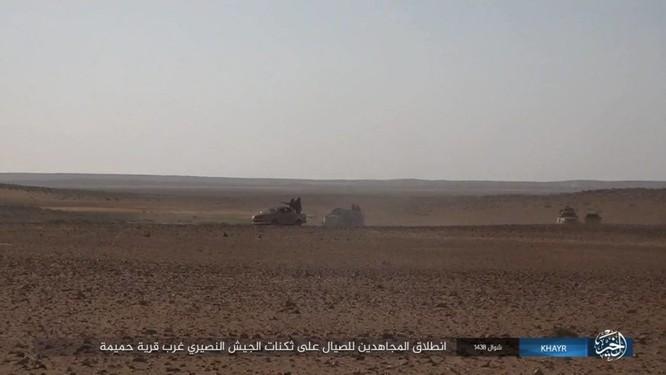 Quân đội Syria hứng những bài học đẫm máu ảnh 12