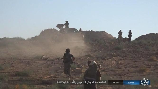 Quân đội Syria hứng những bài học đẫm máu ảnh 15