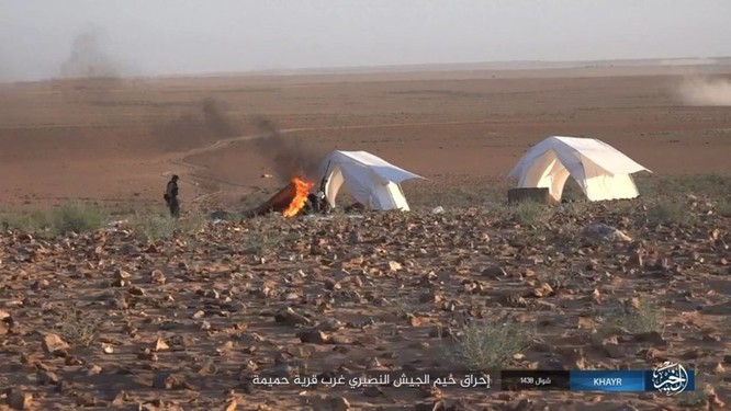 Quân đội Syria hứng những bài học đẫm máu ảnh 17