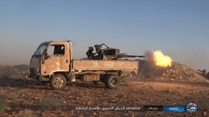 Quân đội Syria hứng những bài học đẫm máu ảnh 18