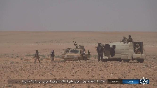 Quân đội Syria hứng những bài học đẫm máu ảnh 19