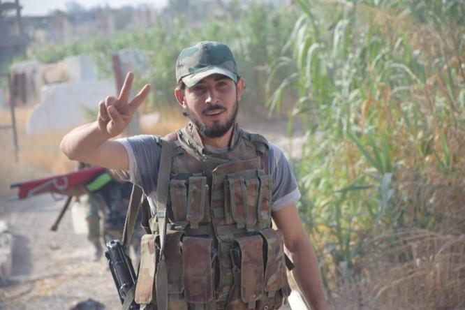 Quân đội Syria quyết thắng phe thánh chiến ngoại vi Damascus ảnh 12