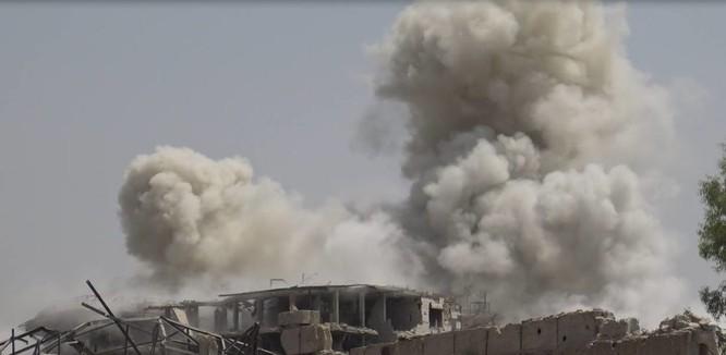 Quân đội Syria quyết thắng phe thánh chiến ngoại vi Damascus ảnh 20