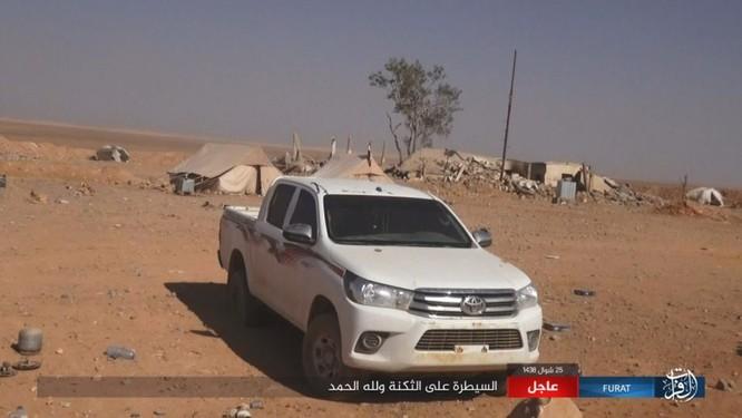 Quân đội Syria lại hứng thất bại đáng xấu hổ trước IS ảnh 5