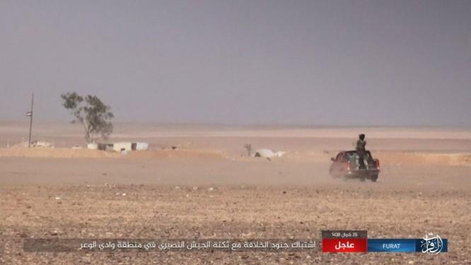 Quân đội Syria lại hứng thất bại đáng xấu hổ trước IS ảnh 6