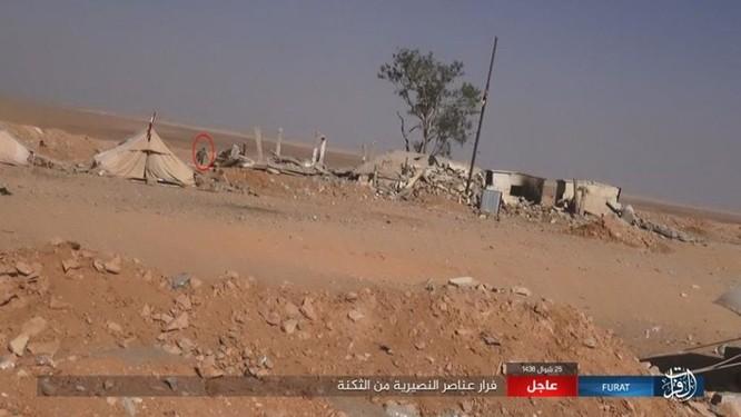 Quân đội Syria lại hứng thất bại đáng xấu hổ trước IS ảnh 7