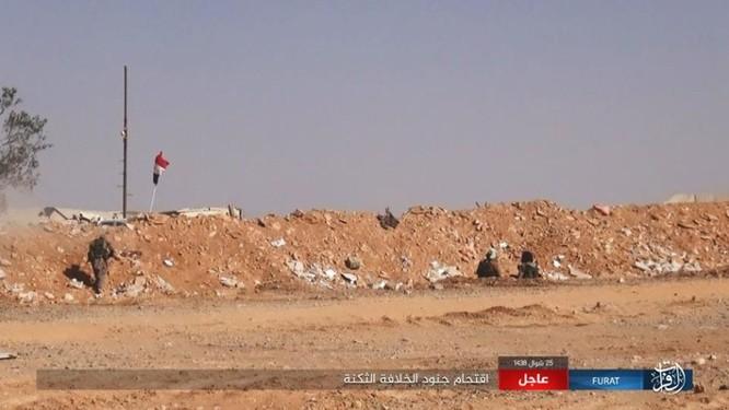 Quân đội Syria lại hứng thất bại đáng xấu hổ trước IS ảnh 8