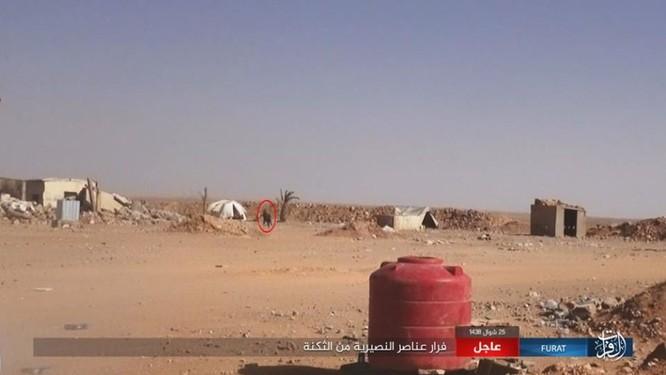 Quân đội Syria lại hứng thất bại đáng xấu hổ trước IS ảnh 9