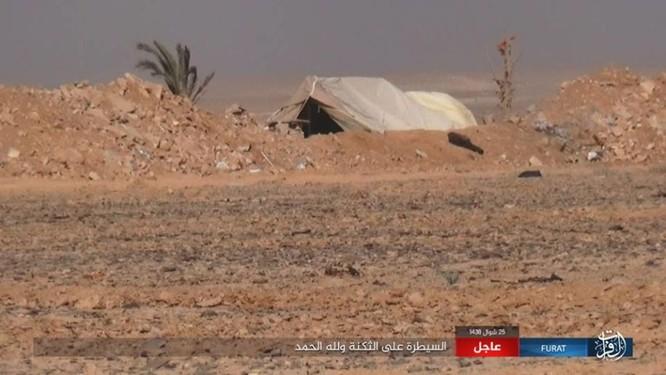 Quân đội Syria lại hứng thất bại đáng xấu hổ trước IS ảnh 10