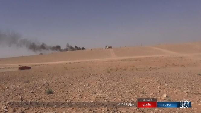 Quân đội Syria lại hứng thất bại đáng xấu hổ trước IS ảnh 12