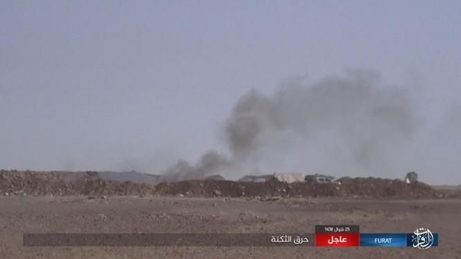 Quân đội Syria lại hứng thất bại đáng xấu hổ trước IS ảnh 13