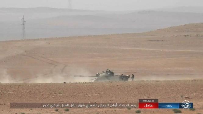 Quân đội Syria tung 3 mũi tiến công nhằm quét sạch IS tại Homs ảnh 2