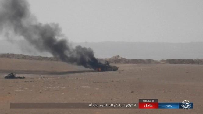 Quân đội Syria tung 3 mũi tiến công nhằm quét sạch IS tại Homs ảnh 5
