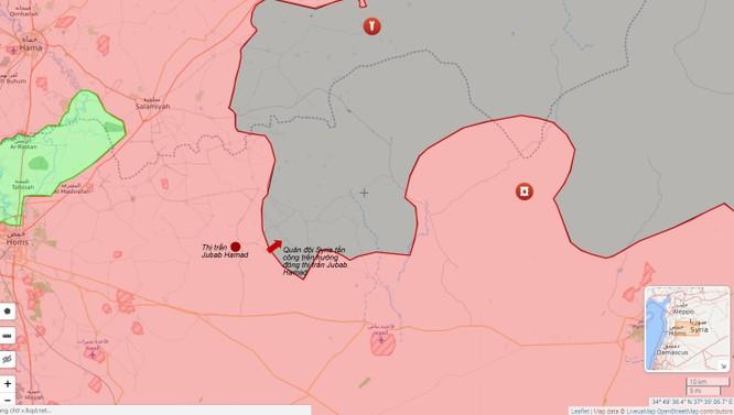 IS khiến quân đội Syria sa lầy trên chiến trường Homs (video) ảnh 1