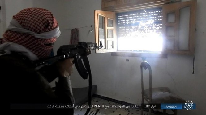 Chiến sự Syria: IS điên cuồng chống cự tại sào huyệt Raqqa ảnh 4