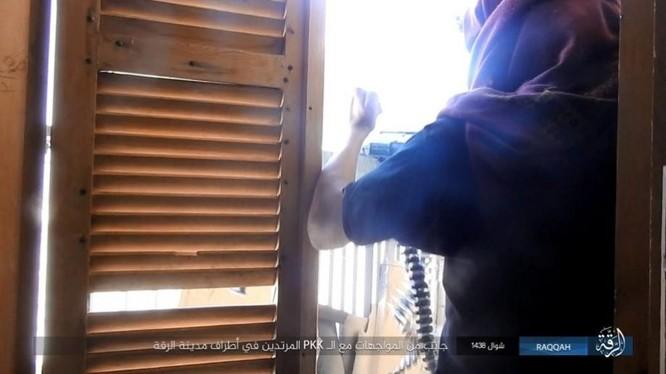 Chiến sự Syria: IS điên cuồng chống cự tại sào huyệt Raqqa ảnh 6