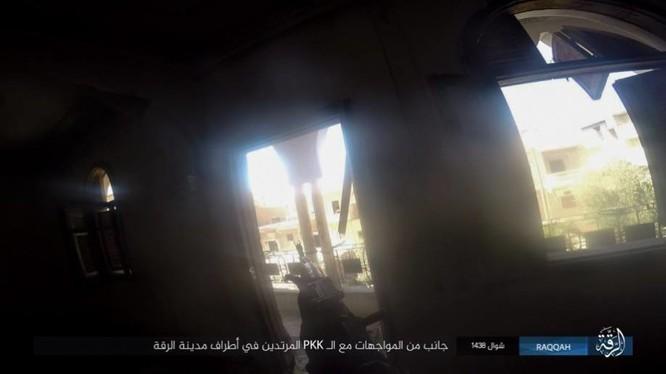 Chiến sự Syria: IS điên cuồng chống cự tại sào huyệt Raqqa ảnh 7
