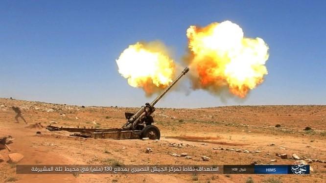 Quân đội Syria thất bại không đáng trước IS tại Homs ảnh 1