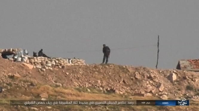 Quân đội Syria thất bại không đáng trước IS tại Homs ảnh 2