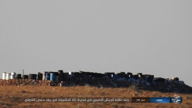 Quân đội Syria thất bại không đáng trước IS tại Homs ảnh 3