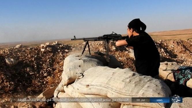 Quân đội Syria thất bại không đáng trước IS tại Homs ảnh 4