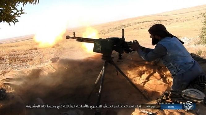 Quân đội Syria thất bại không đáng trước IS tại Homs ảnh 5