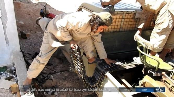 Quân đội Syria thất bại không đáng trước IS tại Homs ảnh 6