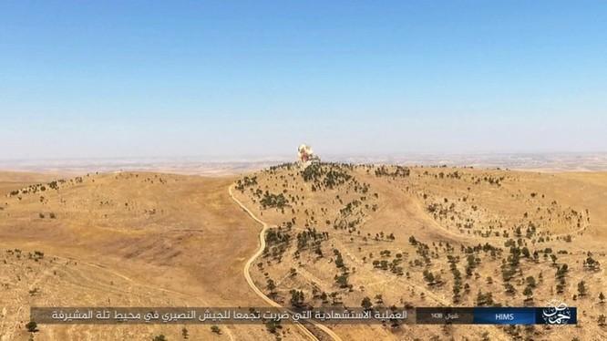 Quân đội Syria thất bại không đáng trước IS tại Homs ảnh 8