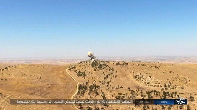 Quân đội Syria thất bại không đáng trước IS tại Homs ảnh 9