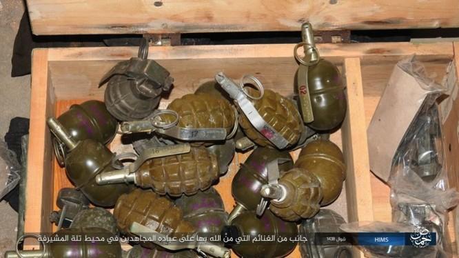 Quân đội Syria thất bại không đáng trước IS tại Homs ảnh 10