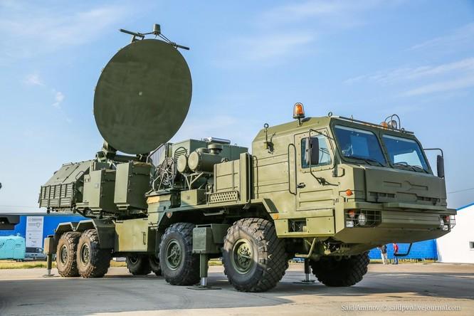 Nga phát triển vũ khí chế áp đòn tấn công vũ trụ ảnh 2