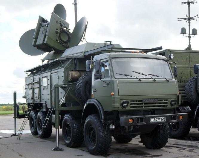 Nga phát triển vũ khí chế áp đòn tấn công vũ trụ ảnh 1