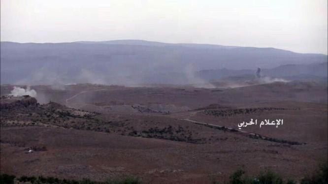 Vệ binh Syria, Hezbollah đánh bật phiến quân, chiếm nhiều cao điểm biên giới Lebanon ảnh 1