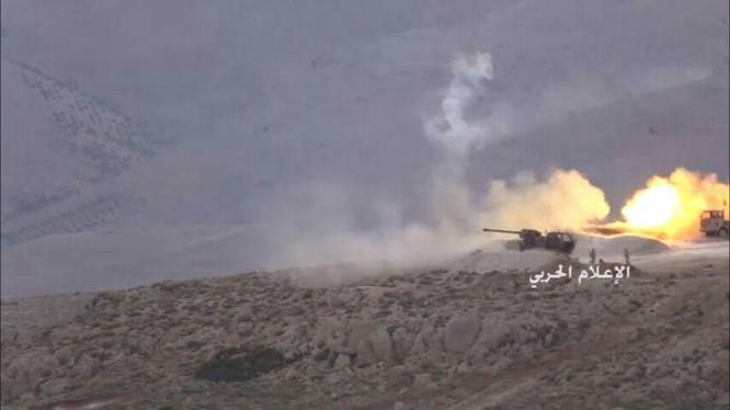 Vệ binh Syria, Hezbollah đánh bật phiến quân, chiếm nhiều cao điểm biên giới Lebanon ảnh 2
