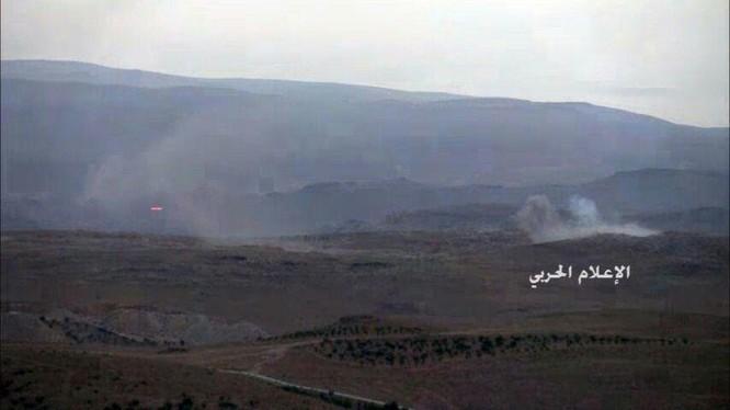 Vệ binh Syria, Hezbollah đánh bật phiến quân, chiếm nhiều cao điểm biên giới Lebanon ảnh 5