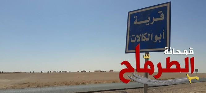 """""""Hổ Syria"""" chọc thủng chiến tuyến IS, áp sát Deir Ezzor chỉ 40 km ảnh 1"""