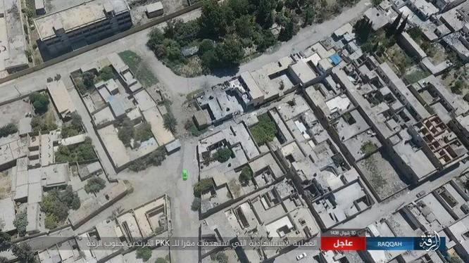 Hàng chục phiến quân IS nộp mạng trước SDF ở Raqqa, Syria ảnh 4
