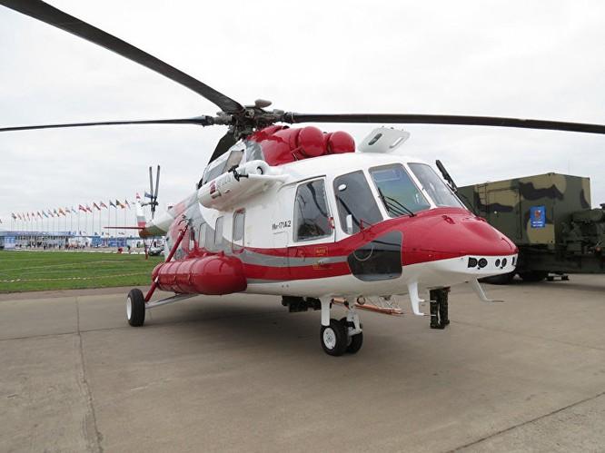 Nga gợi ý Việt Nam mua trực thăng đa nhiệm Mi-171A2 ảnh 4