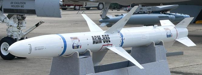 """Tên lửa HARM - """"Sát thủ"""" tiêu diệt mọi loại radar ảnh 1"""