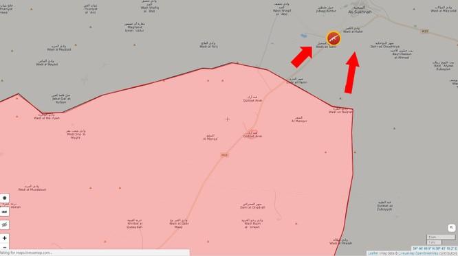 Quân đội Syria khống chế hỏa lực, sắp kết liễu cứ điểm IS ảnh 1