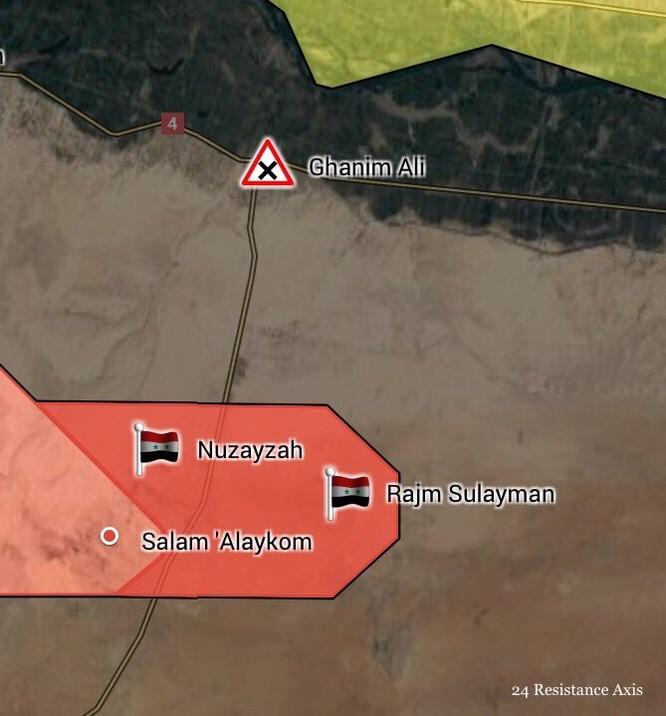 """""""Hổ"""" Syria đè bẹp IS chiếm 3 cứ địa, tiến cách Deir Ezzor 70 km ảnh 1"""