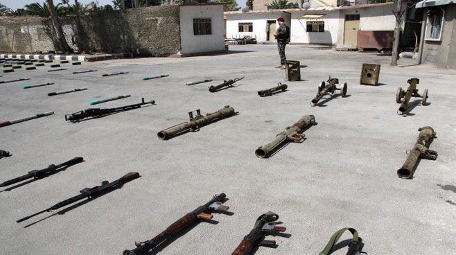 Phiến quân đầu hàng, Hezbollah quét sạch khủng bố trên biên giới Syria - Lebanon (video) ảnh 1