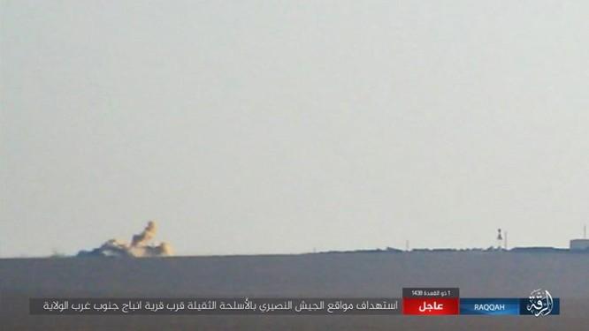 Bại trận liên tiếp, IS điên cuồng chống cự quân đội Syria ảnh 3